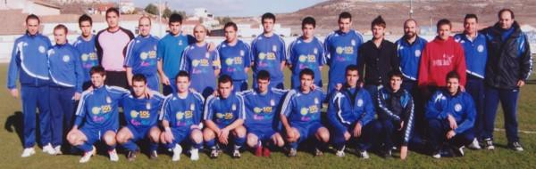 equipo 2008 2009